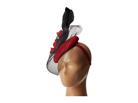 San Diego Hat Company DRS3557 Dressy Derby Hat - Red