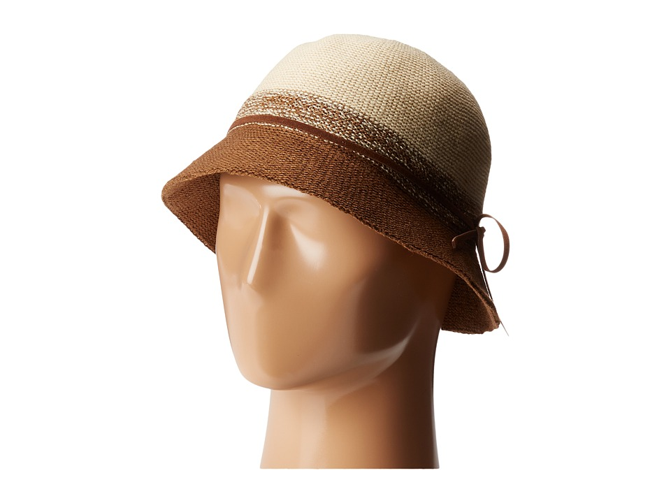 San Diego Hat Company - CTH8069 Cloche (Brown) Caps