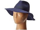 San Diego Hat Company WFH8049 Wide Flat Brim Fedora