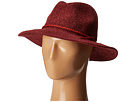 San Diego Hat Company CTH8078 Knit Fedora with Braided Faux Suede