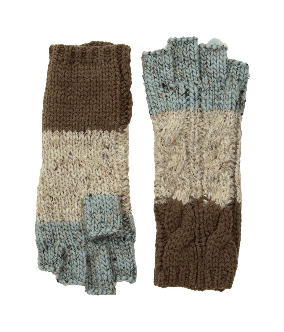 San Diego Hat Company KNG3459 Fingerless Gloves (Tan) Dress Gloves