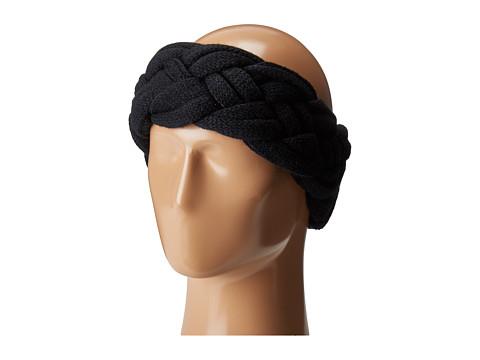 San Diego Hat Company KNH3479 Braided Headband - Black