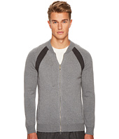 eleventy - Raglan Sleeve Zip College Sweater
