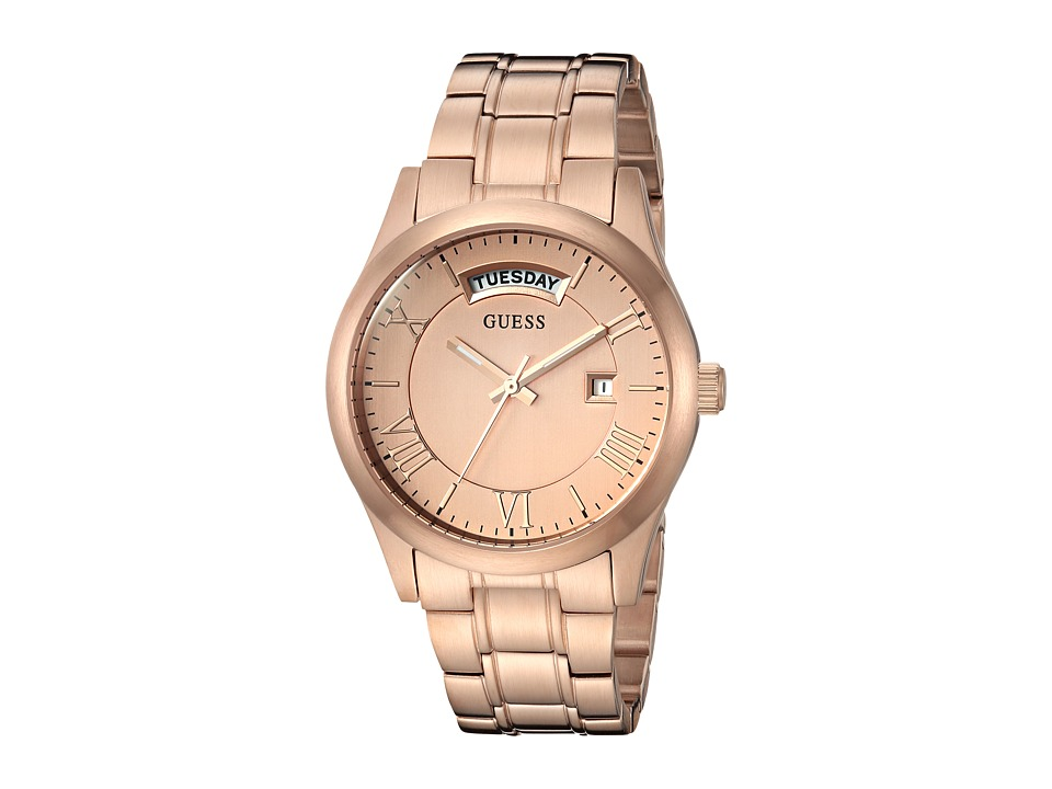GUESS - U0994L3 (Rose Gold) Watches