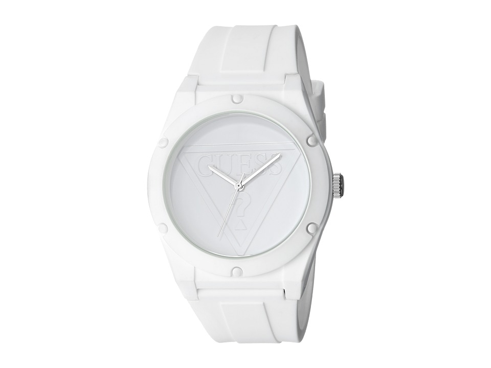 GUESS - U0979L1 (White) Watches