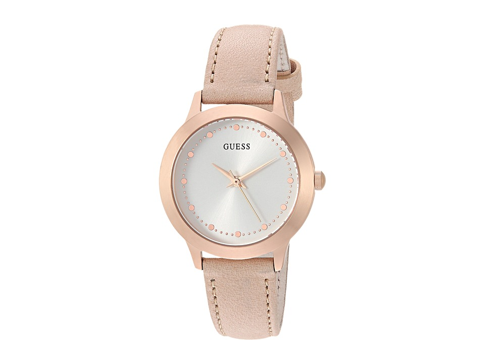 GUESS - U0993L3 (Rose Gold) Watches