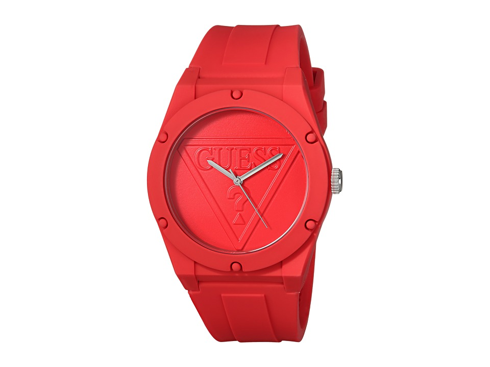 GUESS - U0979L3 (Red) Watches