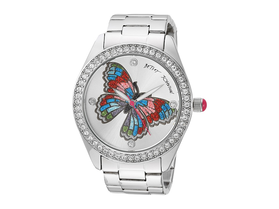 Betsey Johnson - Bj00048-158 - Crystal Butterfly