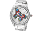 Betsey Johnson Crystal Butterfly