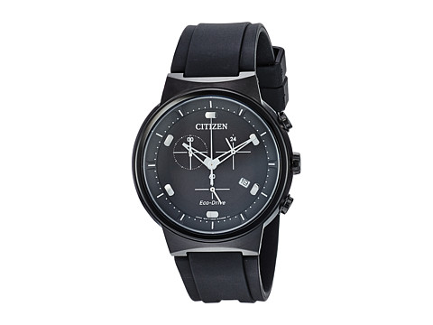 Citizen Watches AT2405-01E Eco-Drive - Black