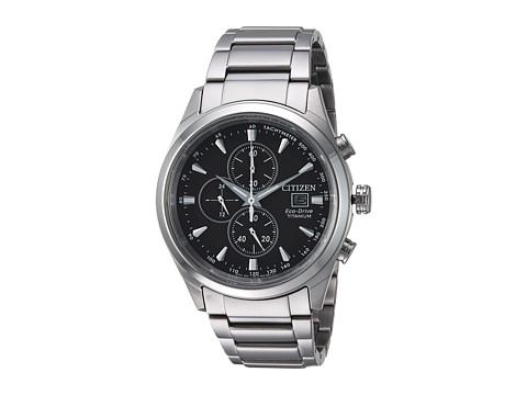 Citizen Watches CA0650-58E Eco-Drive - Silver-Tone