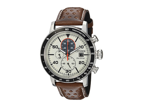 Citizen Watches CA0649-06X Eco-Drive - Brown