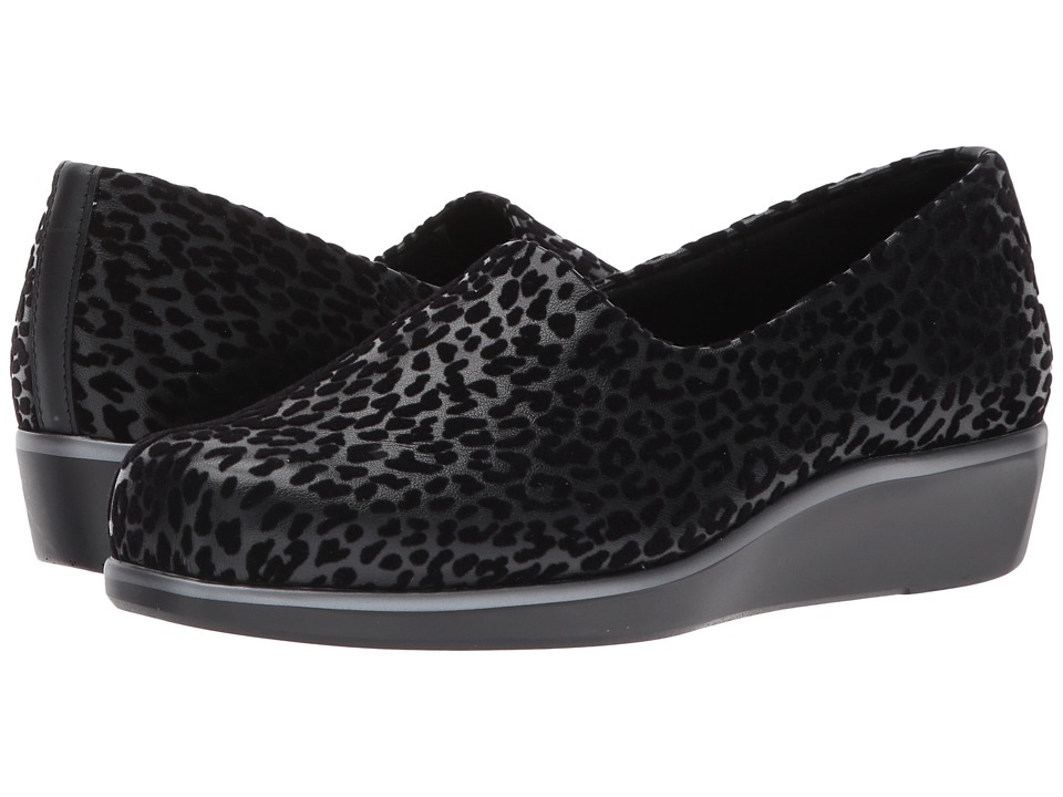 SAS Bliss (Black Leopard) Women