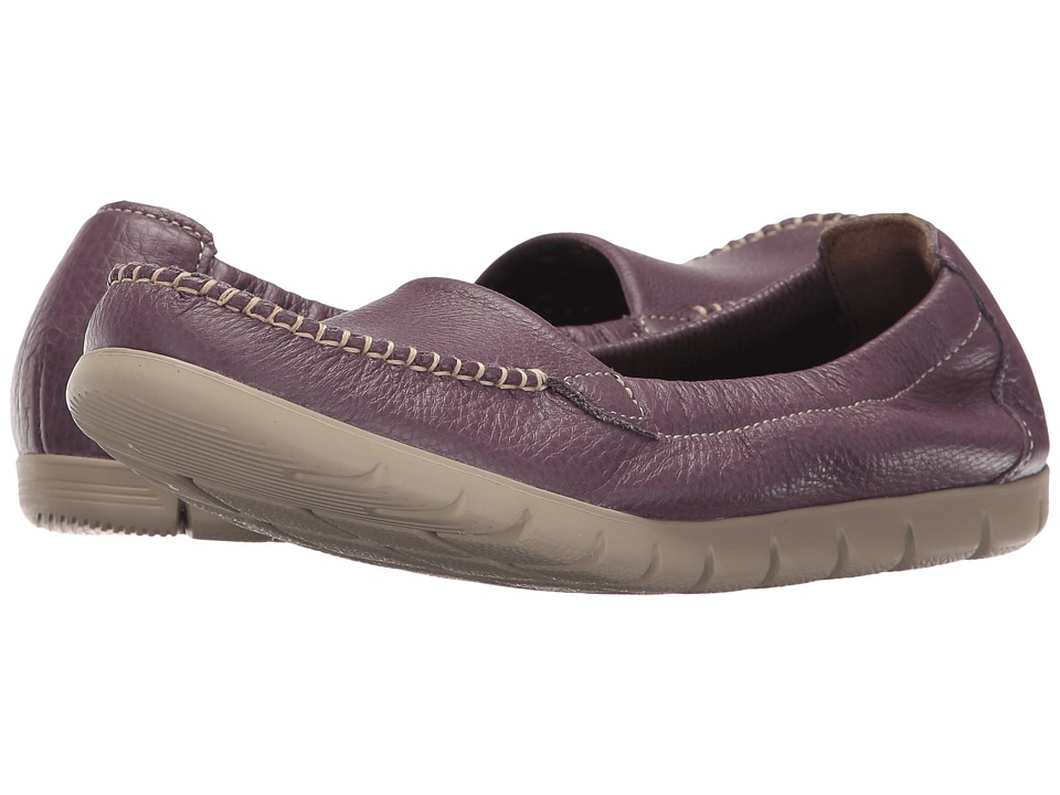 SAS Sunny (Black Berry) Women's Shoes