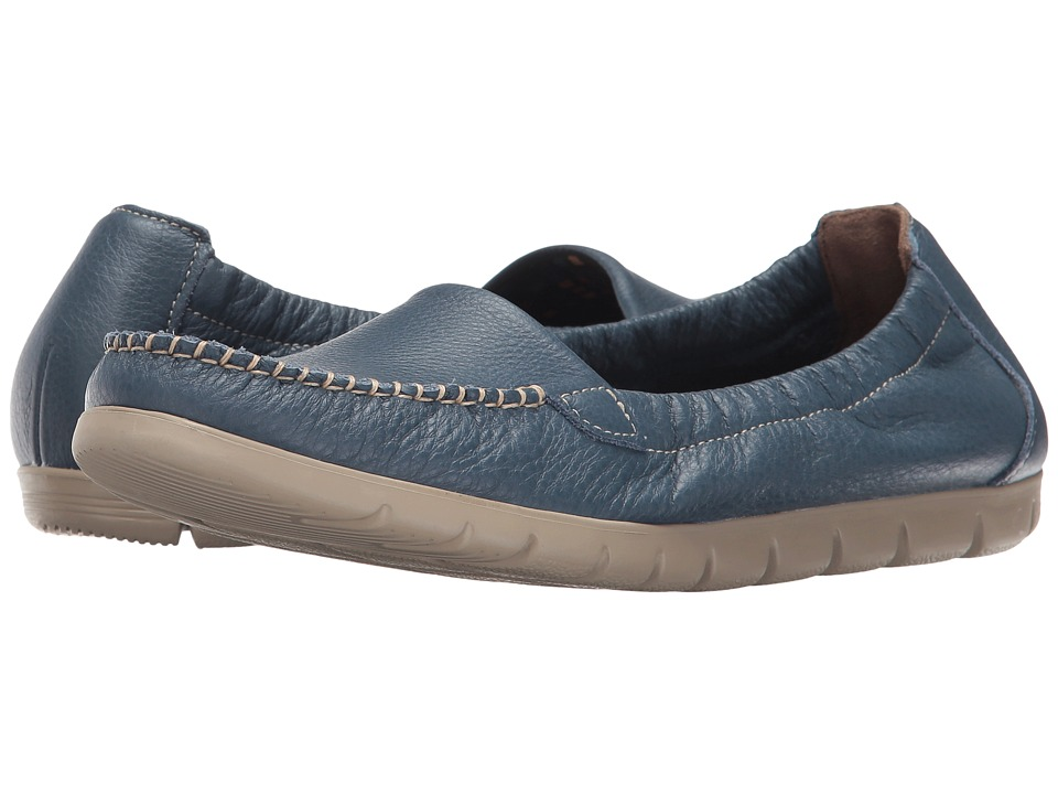 SAS Sunny (Deep Blue) Women's Shoes