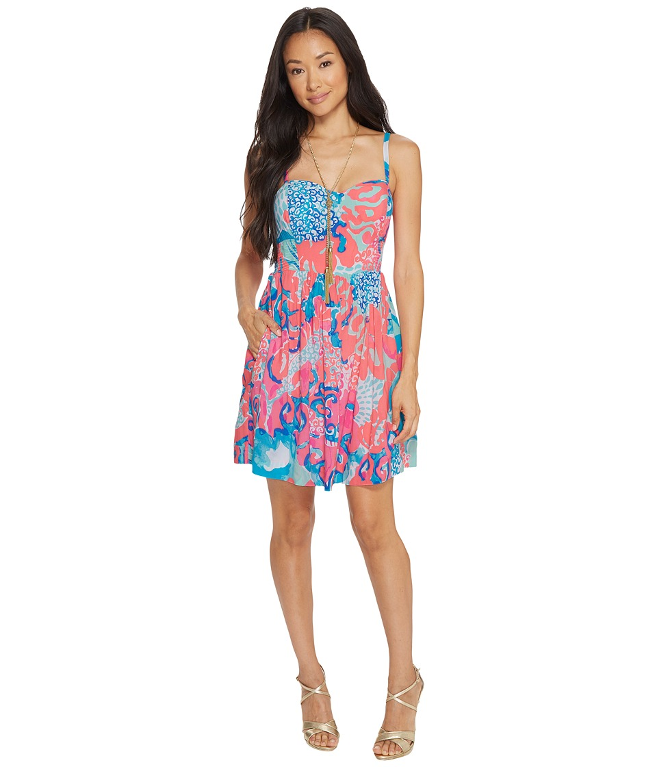 Lilly Pulitzer Christine Dress (Coral Reef I