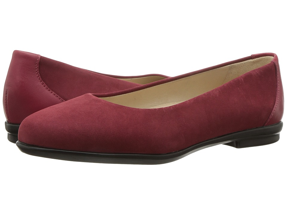 SAS Scenic (Scarlett Red) Women's Shoes
