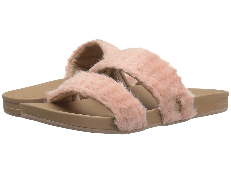 Reef - Cushion Bounce Cozy (Blush) Women's Sandals