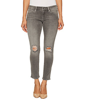 Mavi Jeans - Petite Serena in Grey Ripped