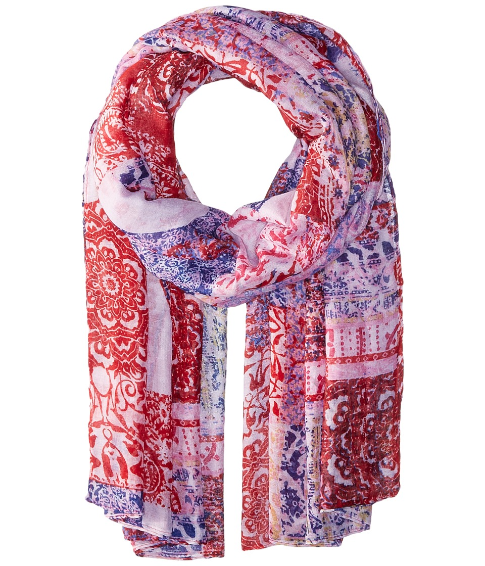 Bindya Bindya - Floral and Paisley Mix Scarf