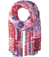 Bindya - Floral and Paisley Mix Scarf