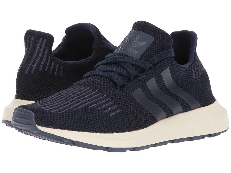 adidas Originals Kids Swift Run (Big Kid) (Navy/Black/Blue) Boys Shoes