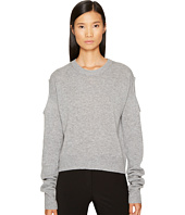 McQ - Cut Out Crew Neck