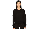 McQ Cut Out Crew Neck