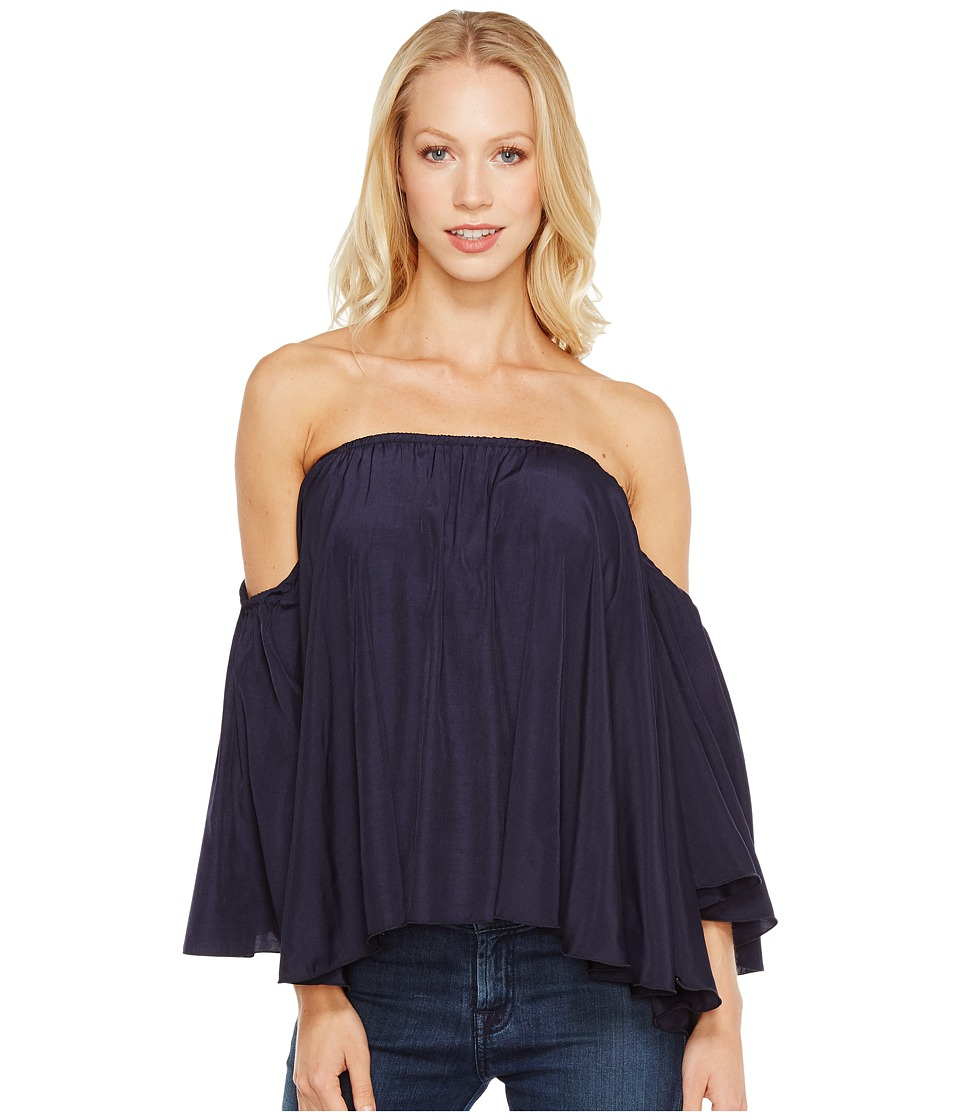 Union of Angels Elia Top (Navy) Women