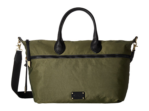 Foley & Corinna Fusion Nylon Weekender - Desert Green