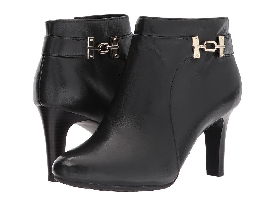 Bandolino Lappo (Black Leather) Women