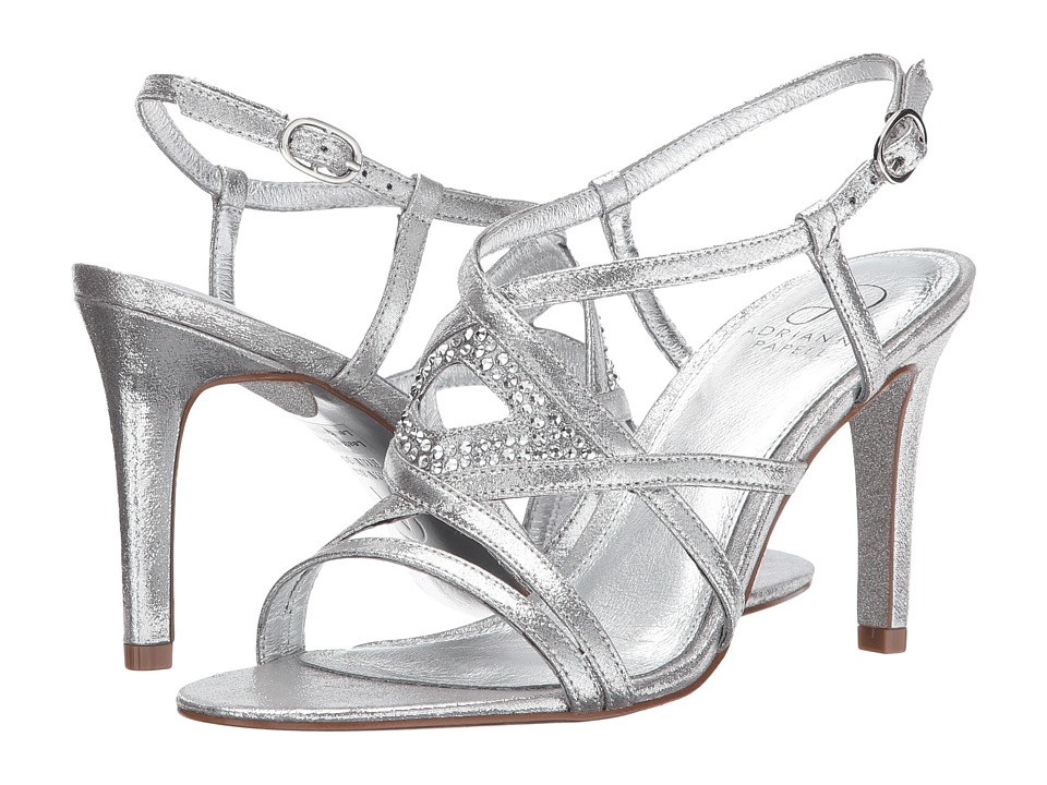 Adrianna Papell Ace (Silver Sterling Metallic) Women