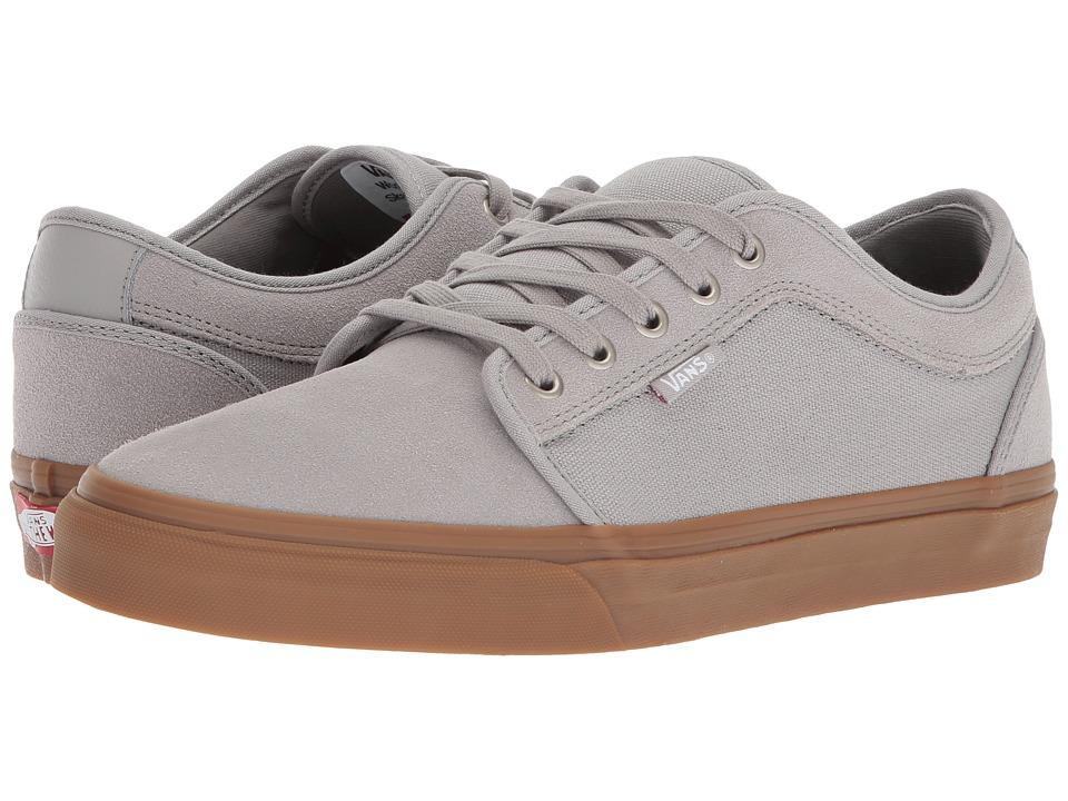 Vans - Chukka Low (Drizzle/Gum) Mens Skate Shoes
