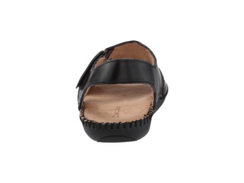 Naturalizer Scout Sandals Black