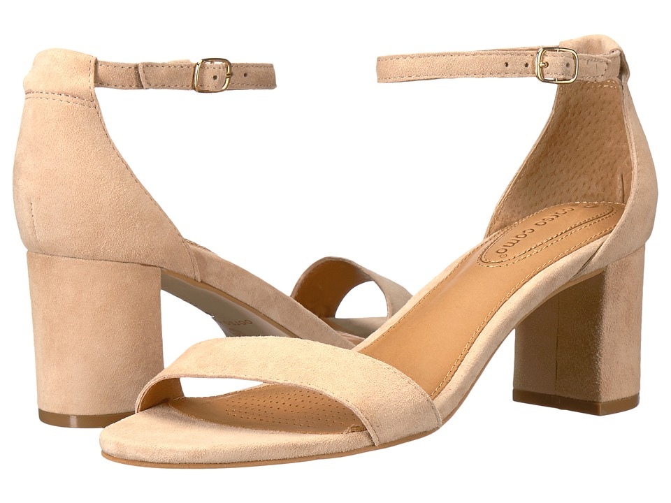 Corso Como Caress (Nude Suede) Women