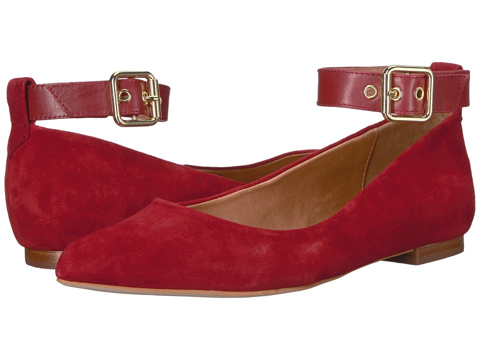 Corso Como Ramona (Red Suede/Red Soft Calf) Women
