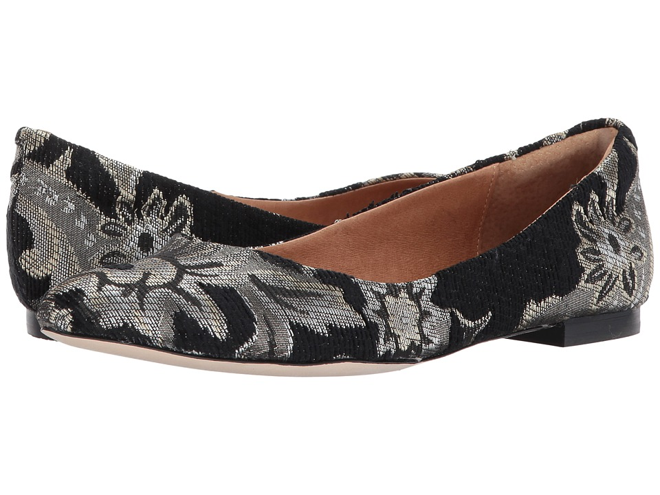 Corso Como Julia (Black Metallic Brocade) Women