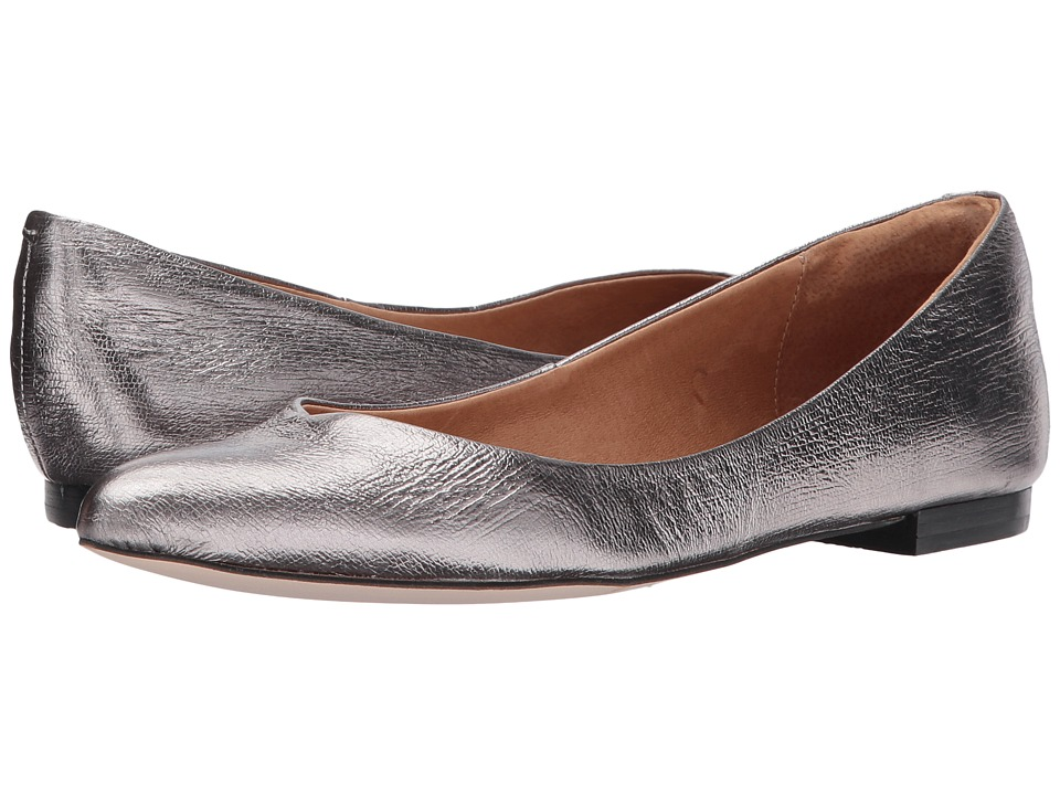 Corso Como Julia (Pewter Crackled Leather) Women