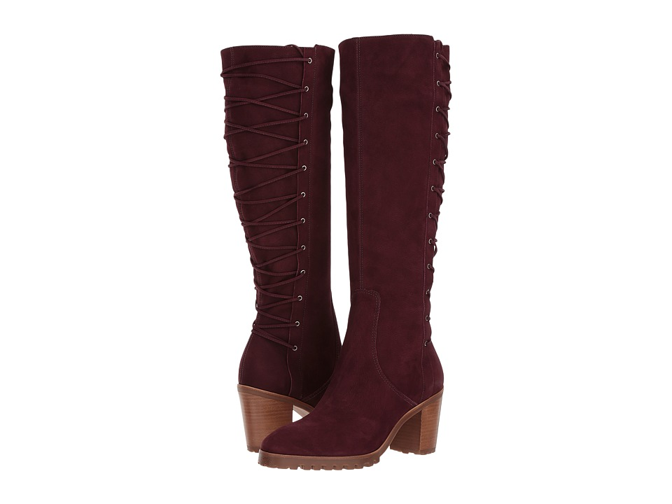 Bernardo Frances (Bordeaux Nubuck) Women