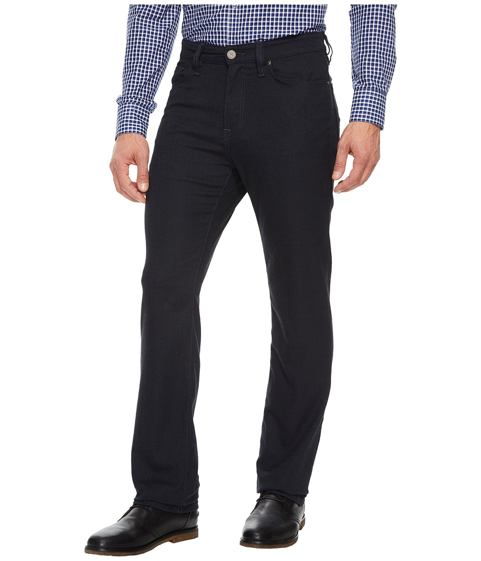 34 Heritage - Charisma Relaxed Fit in Navy Feather Tweed