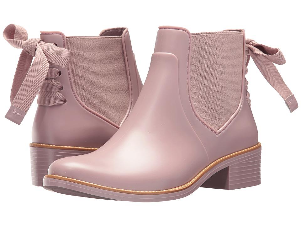 1950s Style Shoes | Heels, Flats, Saddle Shoes Bernardo Paige Rain Rose Womens Rain Boots $145.00 AT vintagedancer.com