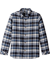 O'Neill Kids - Redmond Flannel Woven (Big Kids)