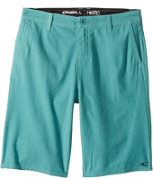 O'Neill Kids - Locked Overdye Hybrid Shorts (Big Kids)