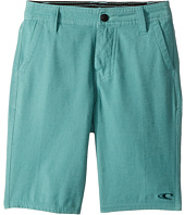 O'Neill Kids - Locked Overdye Hybrid Shorts (Toddler/Little Kids)