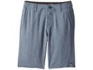 O'Neill Kids - Locked Stripe Hybrid Shorts (Big Kids)