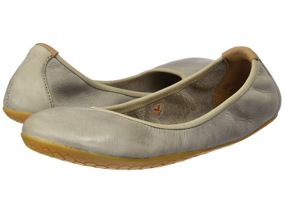 Vivobarefoot - Jing Jing (Cobblestone Leather) Womens Shoes