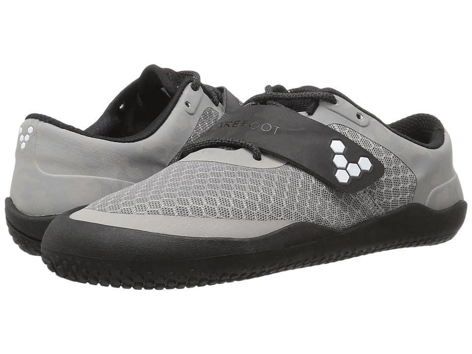 Vivobarefoot - Motus (Grey/Black Mesh) Womens Cross Training Shoes
