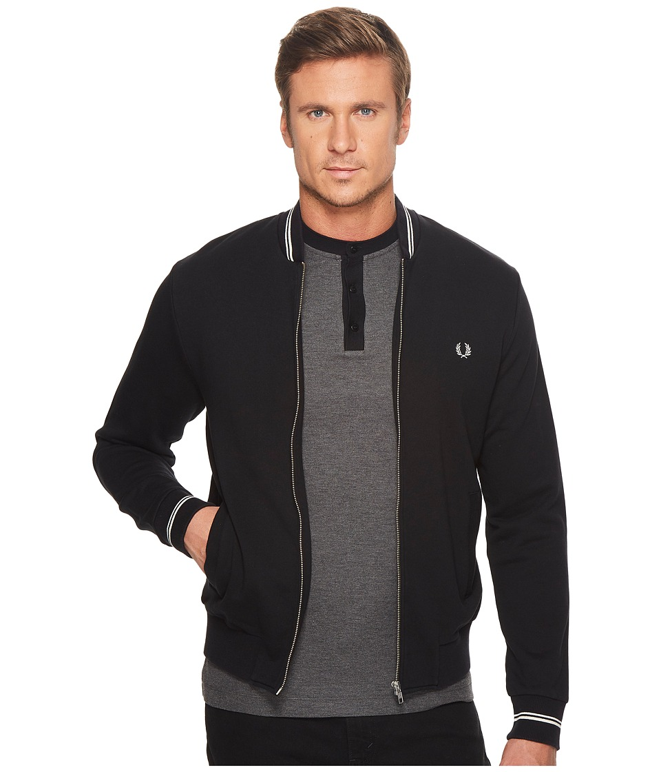 Fred Perry - Bomber Neck Sweater