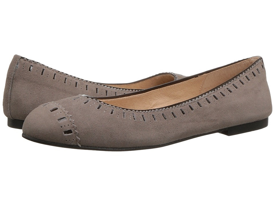 French Sole Zahara (Taupe Suede/Underlay) Women