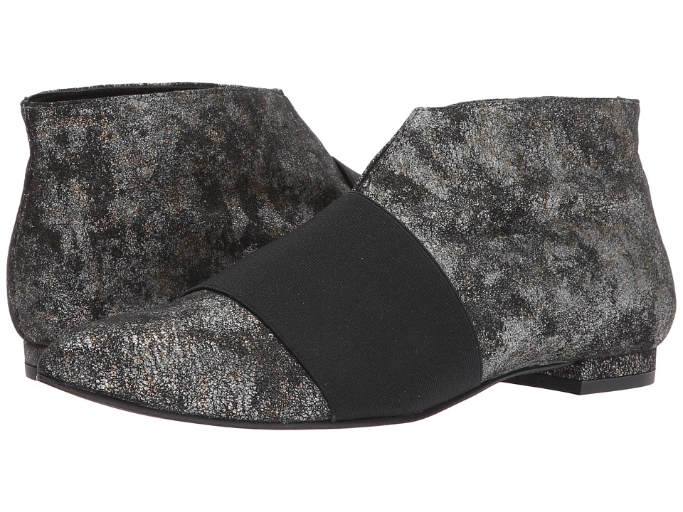 French Sole Zion (Old Silver Distressed Metallic) Women